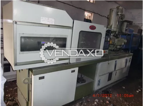 Nissei PS Injection Moulding Machine - 60 Ton