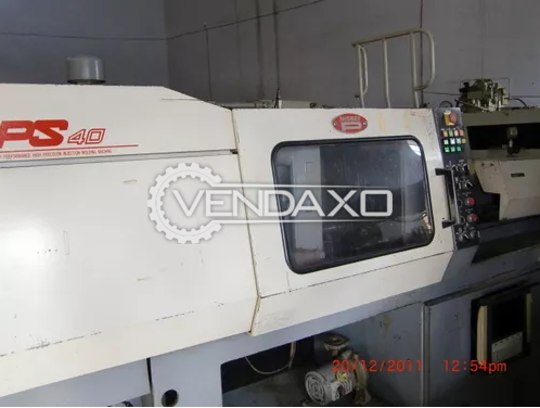 Nissei PS Injection Moulding Machine - 40 Ton