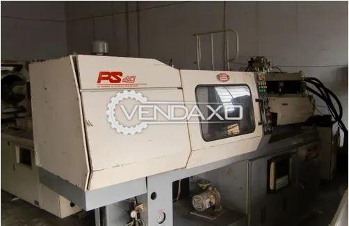 Nissei PS-40 Injection Moulding Machine - 40 Ton