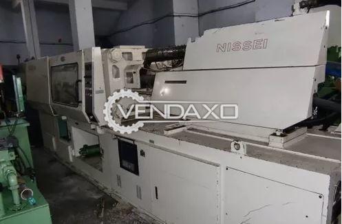 Nissei PC4000/TM Injection Moulding Machine - 180 Ton
