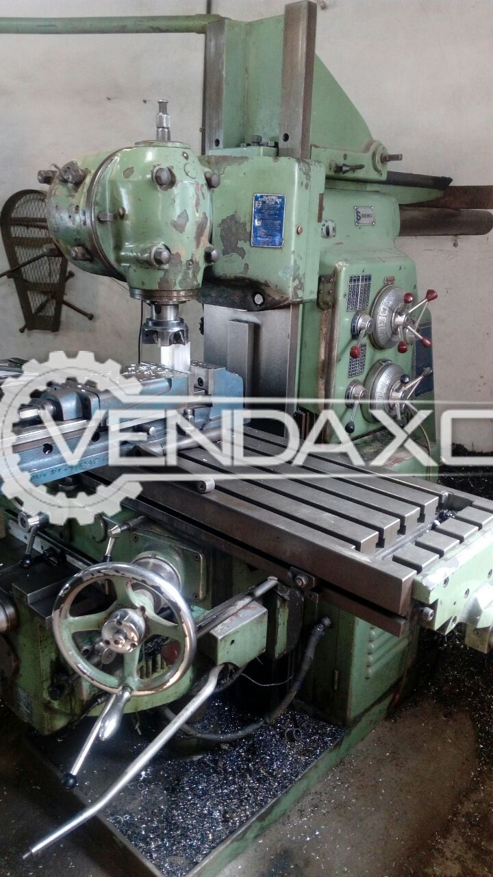 Dufour 624 Milling Machine