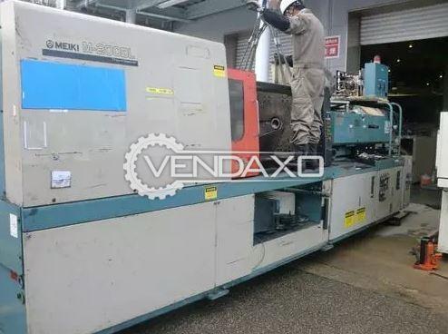 Meiki 200BL Injection Moulding Machine