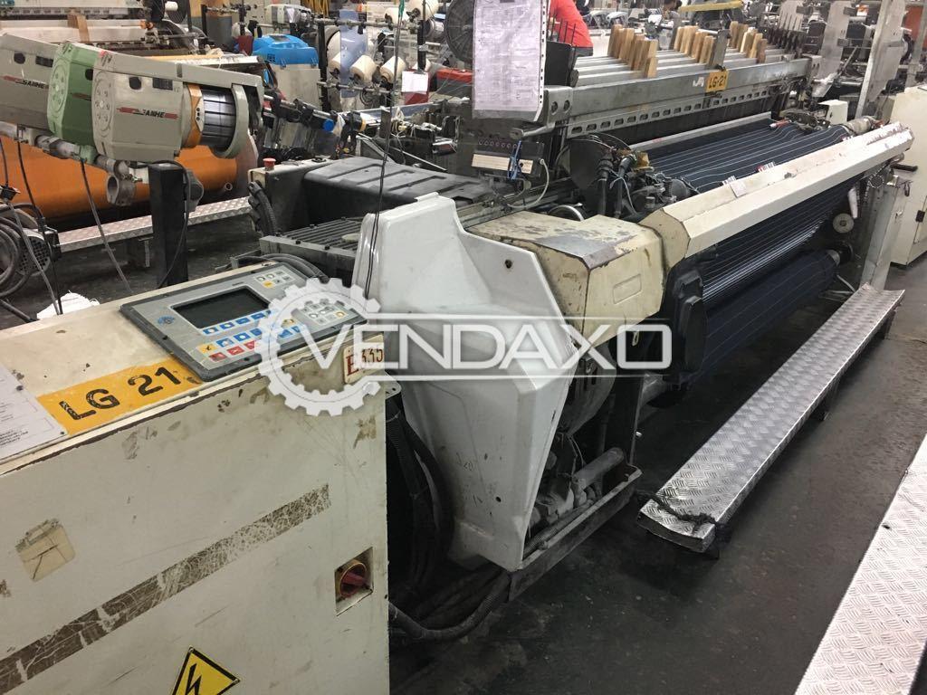 Vamatex P1001ES Rapier Looms - 190 CM