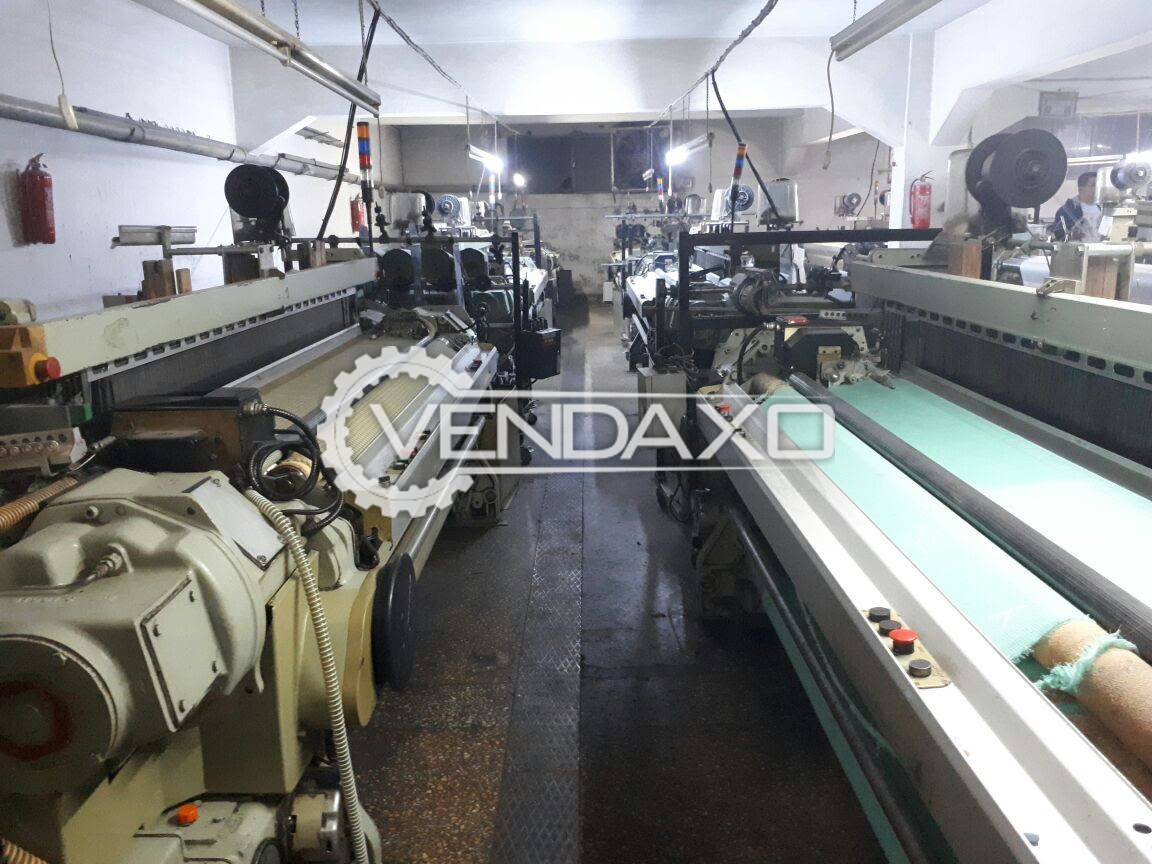 Somet THEMA-11 Weaving Looms- 210 CM, 8 Color
