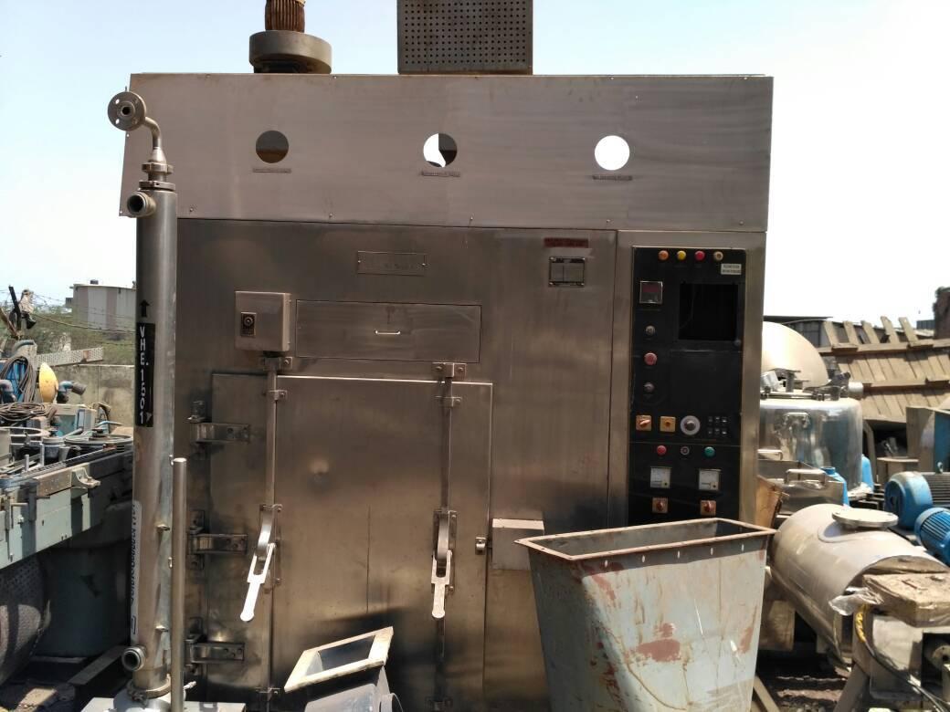 Dry heat sterilization