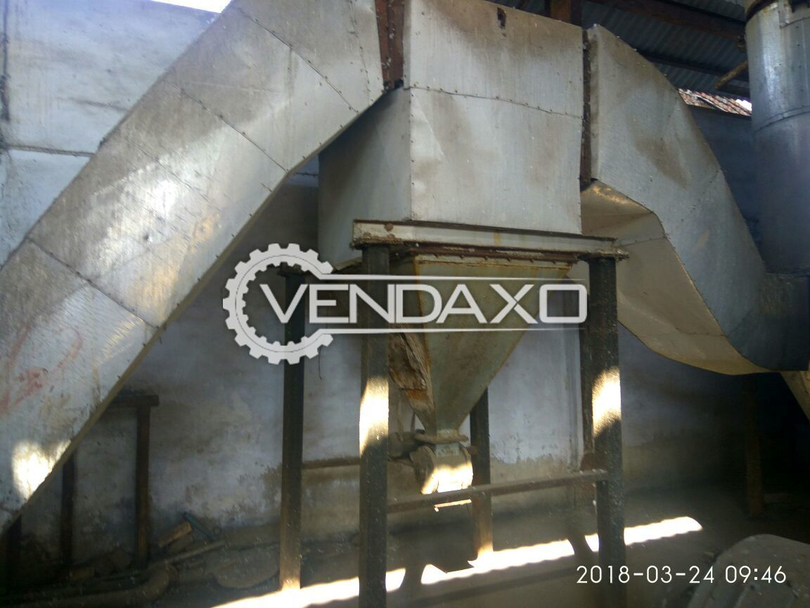 Thermax Steam Boiler - 4 Ton