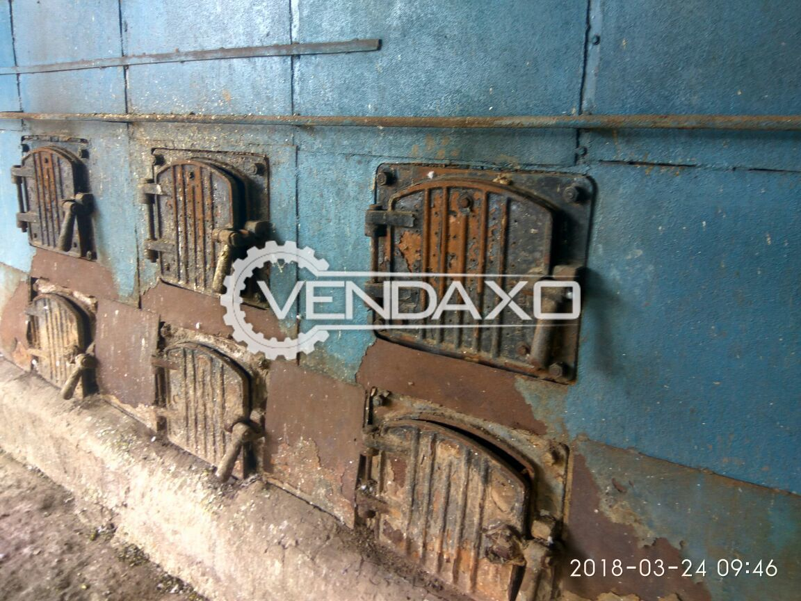 Used Thermax Steam Boiler - 4 Ton | Second Hand Other Steam Boilers ...