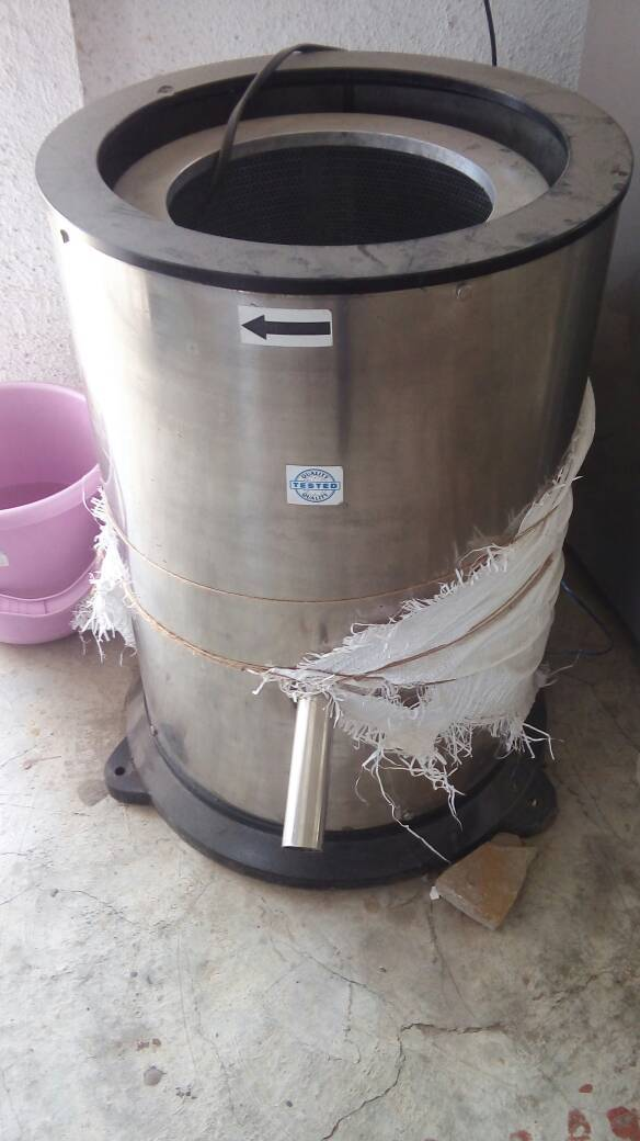 Food Machinery - Oil Extractor