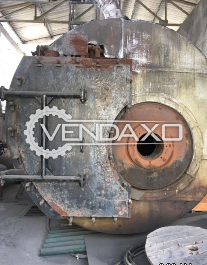 Fire Tube Type Boiler