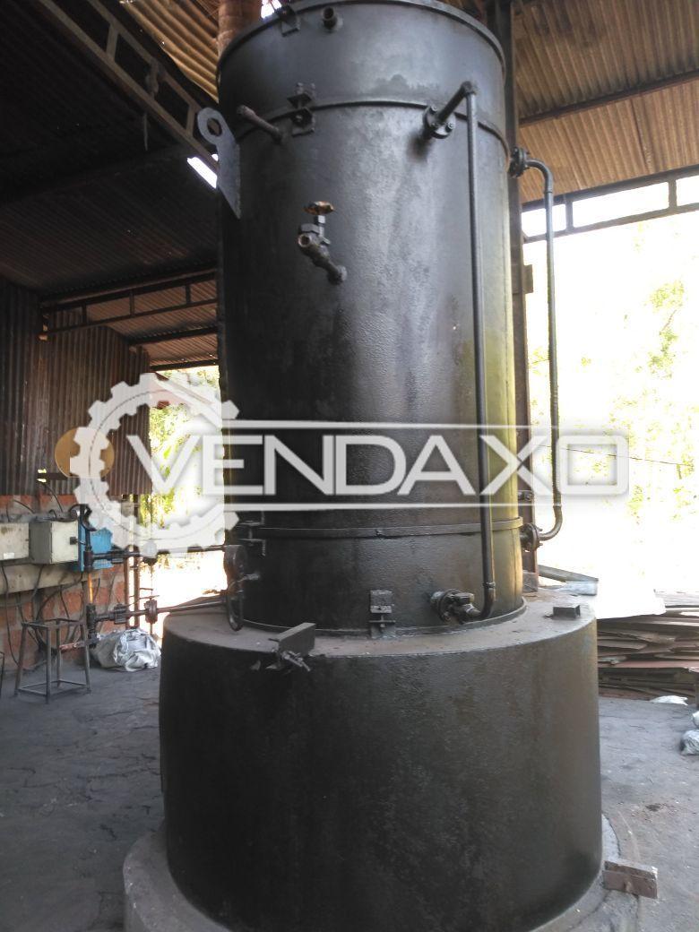 Wood Fire Steam Boiler- 600 KG