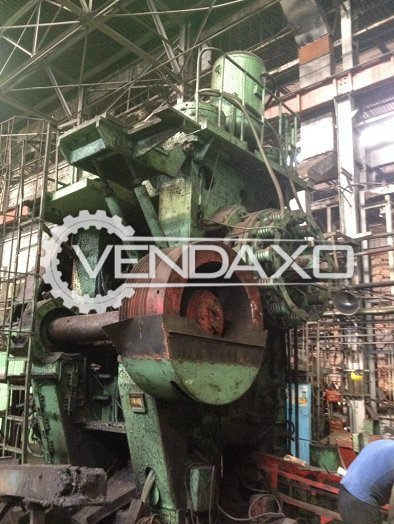 Voronezh K 8542 Hot Forging Machine - 1600 Ton