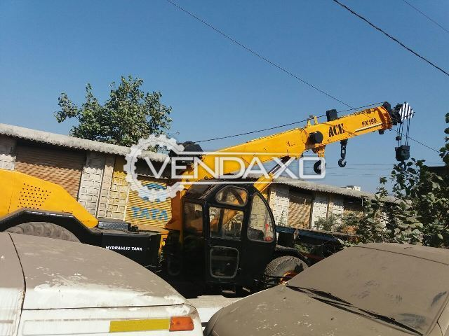 ACE FX-150 Hydra Crane - 15 Ton