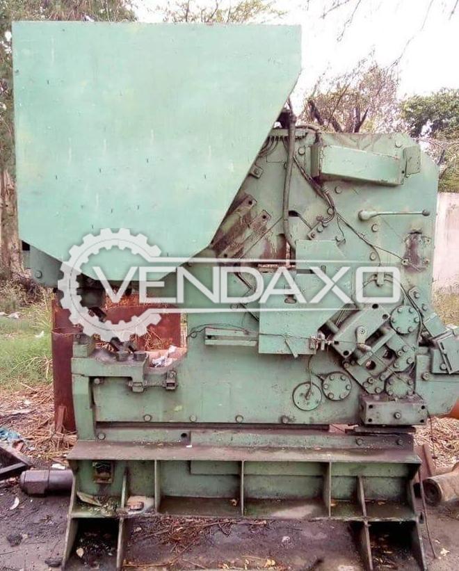 AMC Round Iron Worker Machine - 40 MM