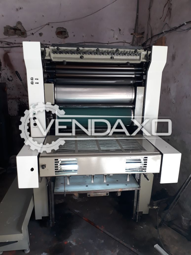 Adast 714 Single Color Offset Printing Machine - 19 x 26 Inch
