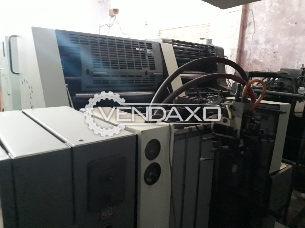 Adast 725 Offset Printing Machine