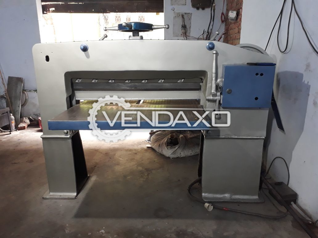 Paper Cutting Machine - 42 Inch