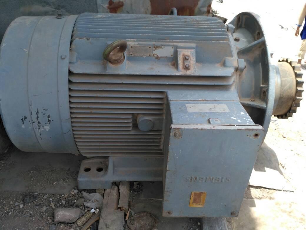 Siemens Motor - 175 HP