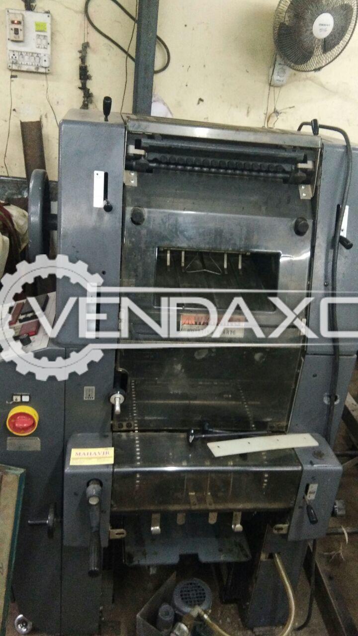 Heidelberg Tok Mini Offset Printing Machine - 10 x 15 Inch