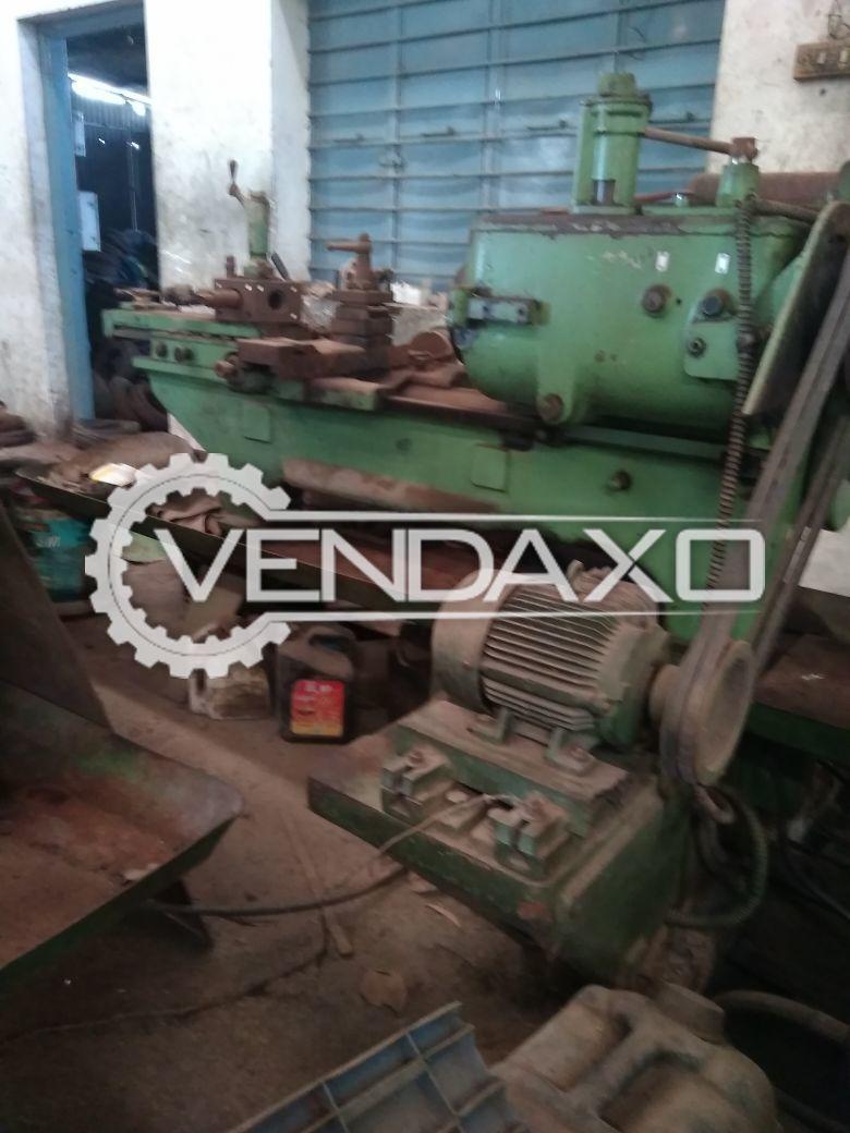 Mysore Kirloskar Capstan Lathe Machine