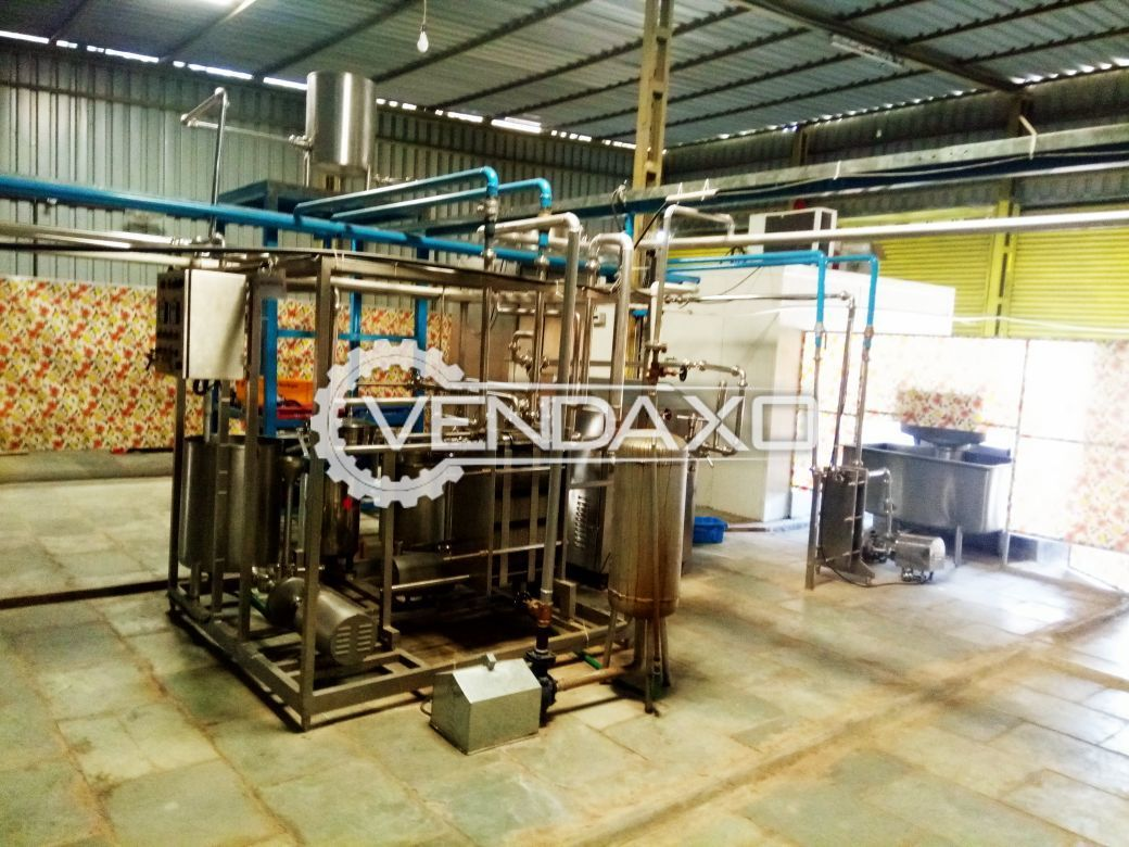 Dairy Milk Processing Plant