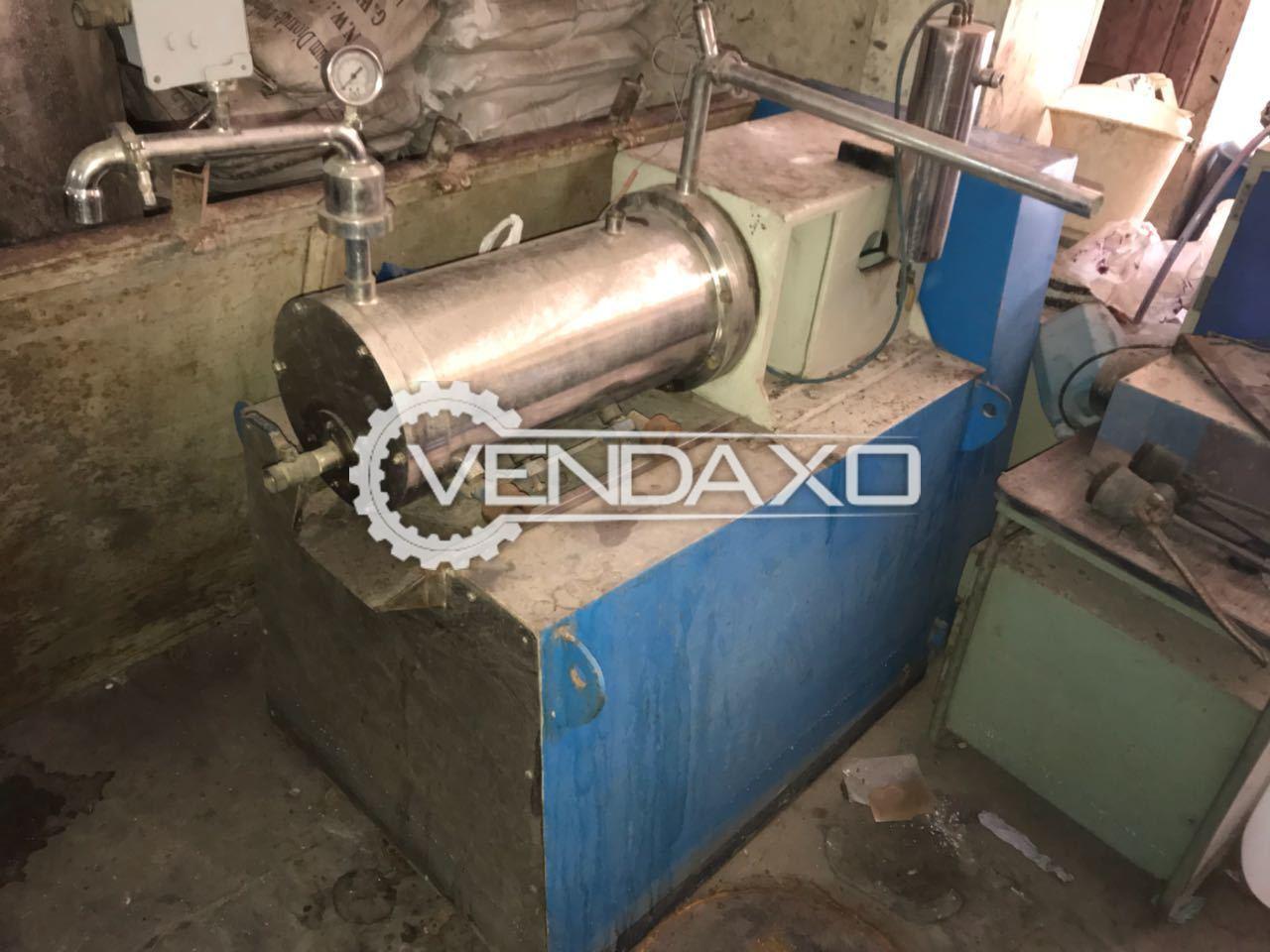 Indo German Dyno Mill - 25 Liter