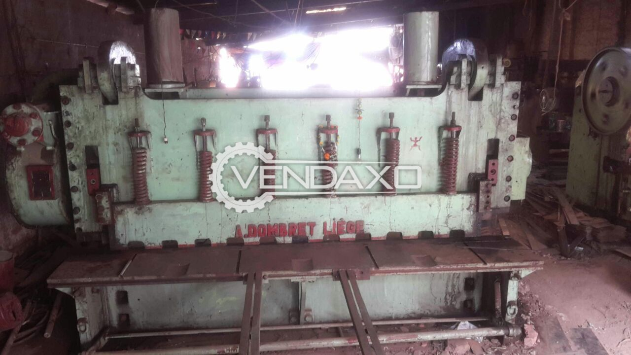 Mechanical Shearing Machine - 20 mm
