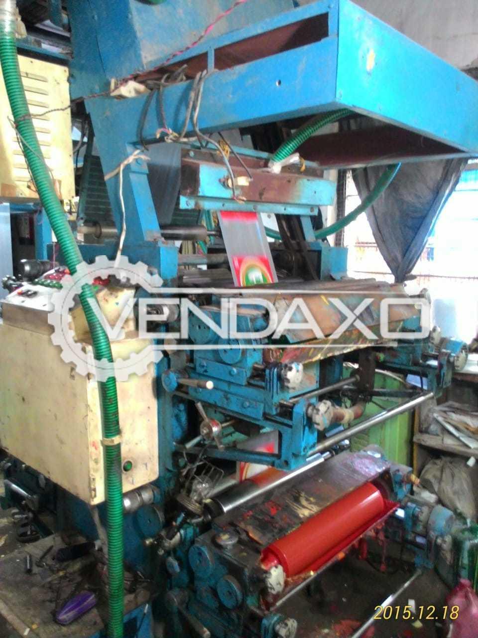 Plastic Film Processing Plant