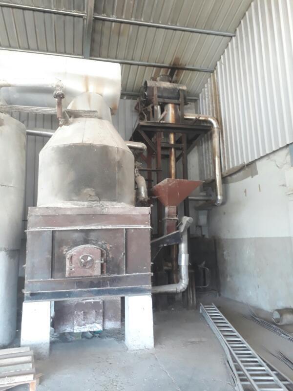 600 U Thermopack Boiler