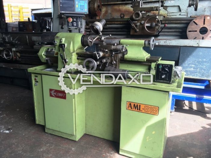 Swift AML-618 Tool room Lathe Machine