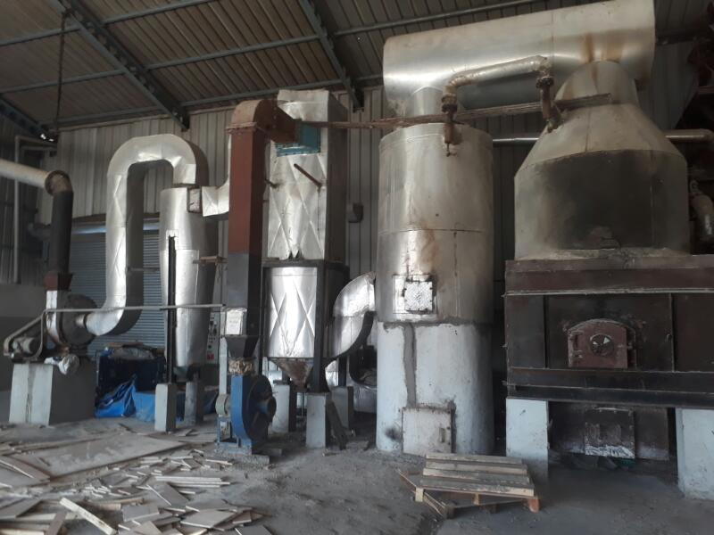 Boiler PLC - 1600 MM