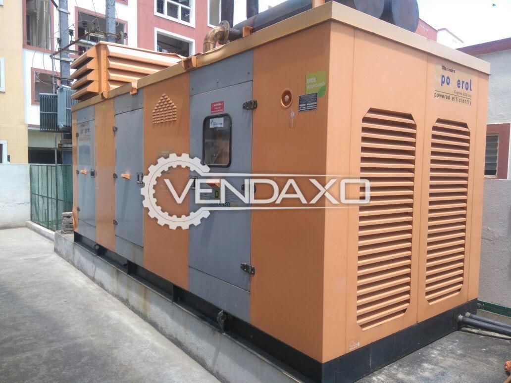 Mahindra Diesel Generator - 380 KVA