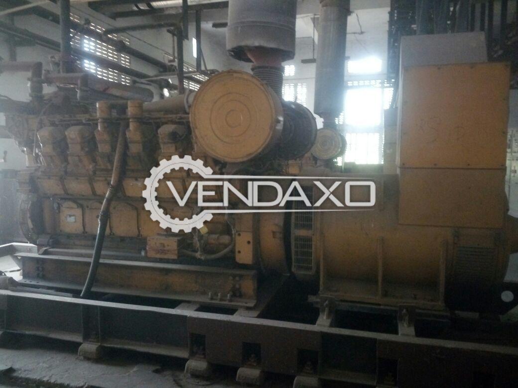 Stamford  Diesel Generator - 1250 Kva
