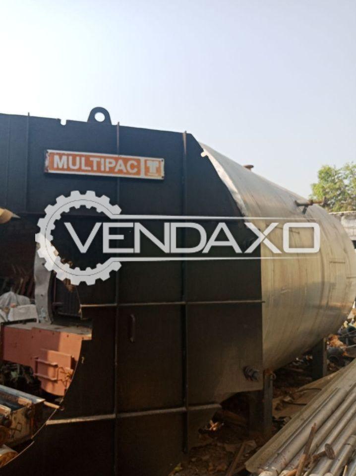 Multipac Steam Boiler