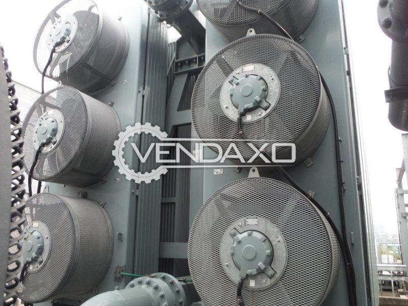 Used GE PG6111 Heavy Duty Gas Turbine Generator- 81,000 Kva