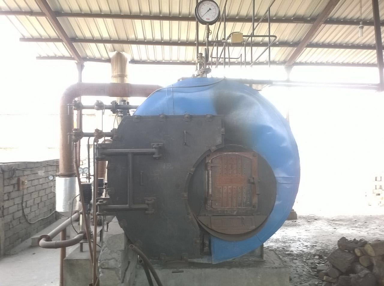 Steam Boiler - 1 Ton