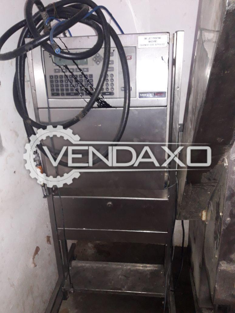 Videojet Exel Inkjet Printing Machine
