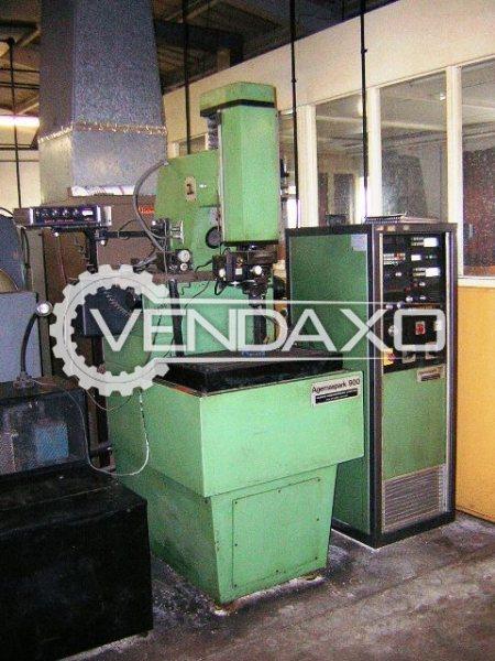 Hurco Agemaspark 900 MK2 Spark Eroder Machine
