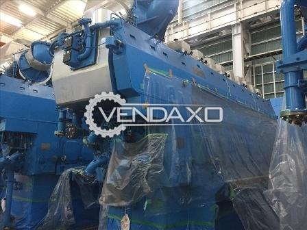 Rolls-Royce B32:40VL9A Diesel Generator - 4190 KW