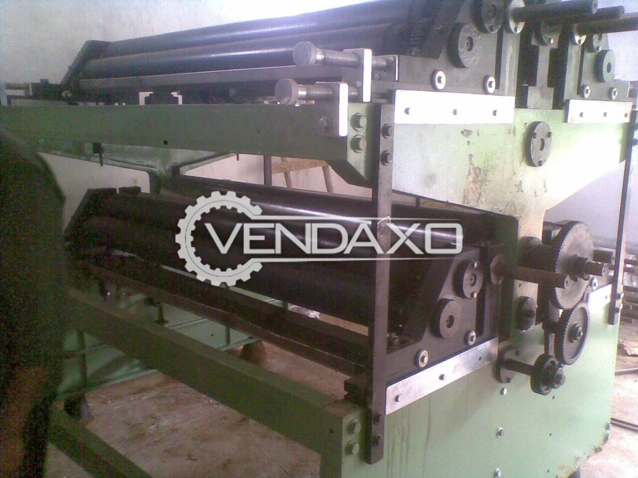 Jumbo & Special Type Paper Bag Forming Machine - 65 x 85 MM, 7000 Pieces Per Hour