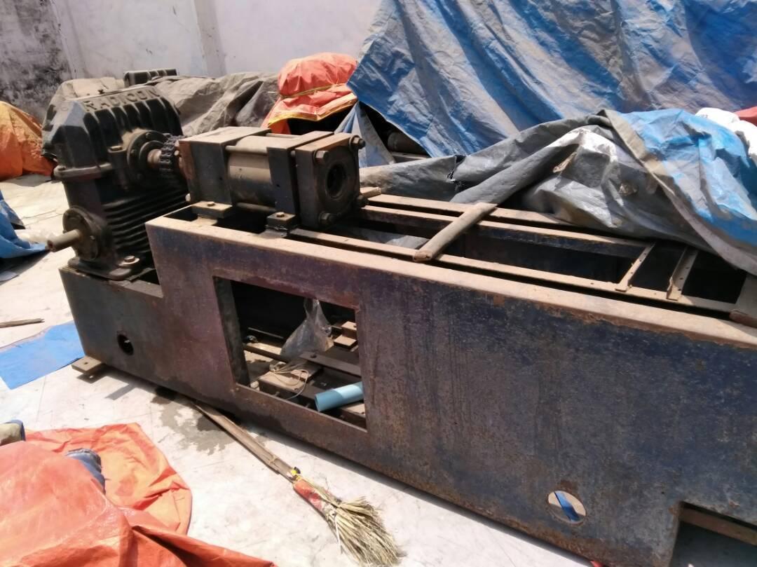 Reprocessing grindweels machine 1