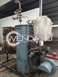 Steam Boiler - 3 TPH