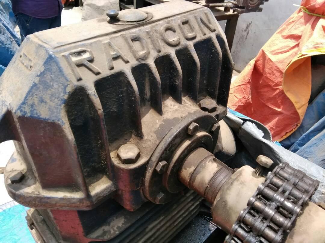 Reprocessing grindweels machine 2