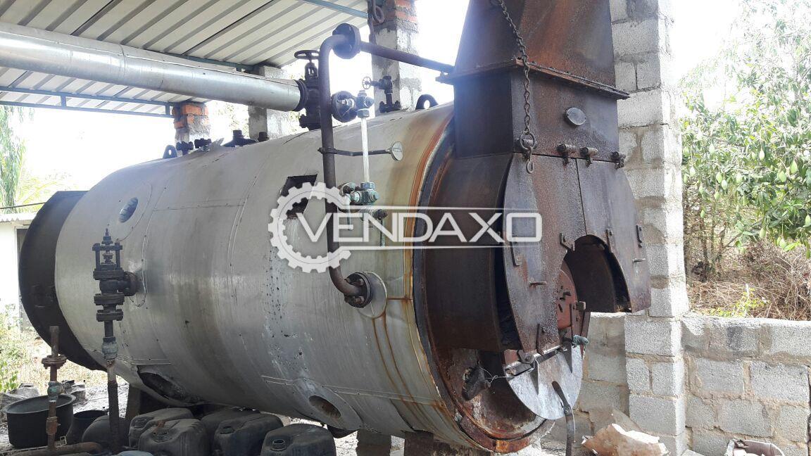 Khoa/Ghee Plant - 120 - 160 Liter