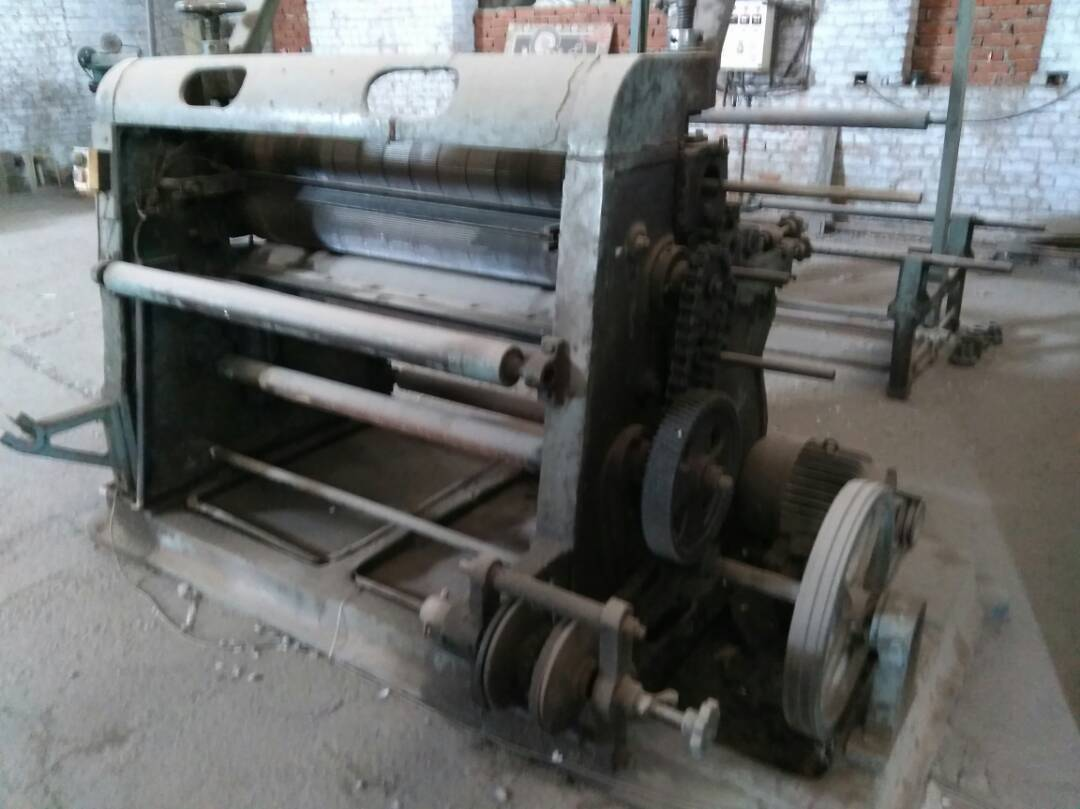 Corrugation Machine - 52 size