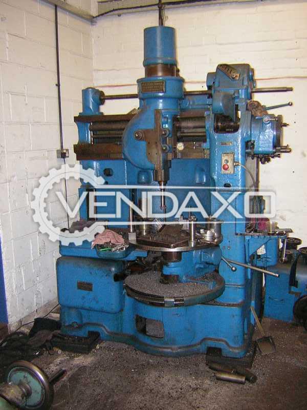 Drummond D3 Gear Shaper Machine