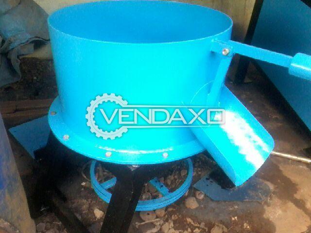 Semi Automatic Fertilizer Granulator Machine - 1 TON/HR