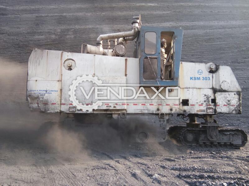 L&T make Surface Miner