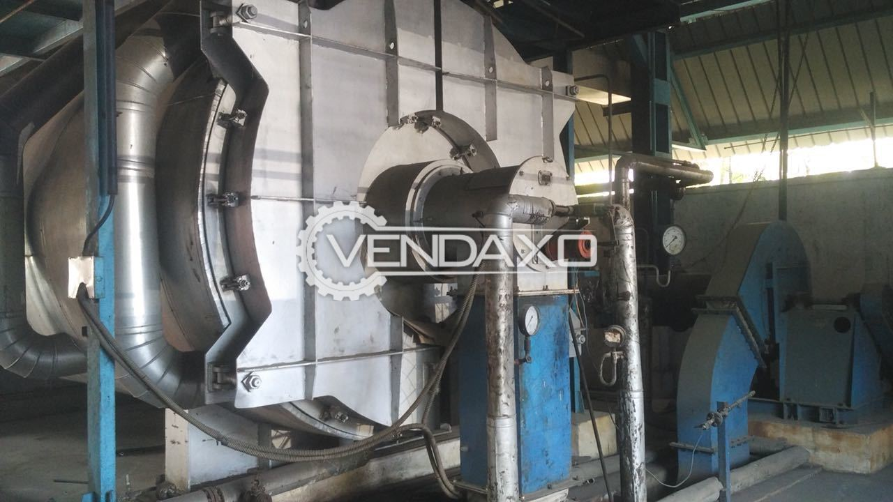 Thermax Combimax  Oil Fired Boiler - 14 TPH