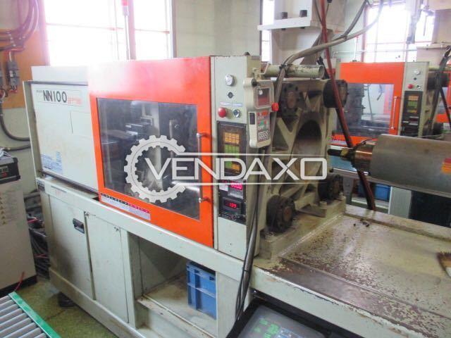 Niigata NN100 Plastic Moulding Machine - 100 Ton