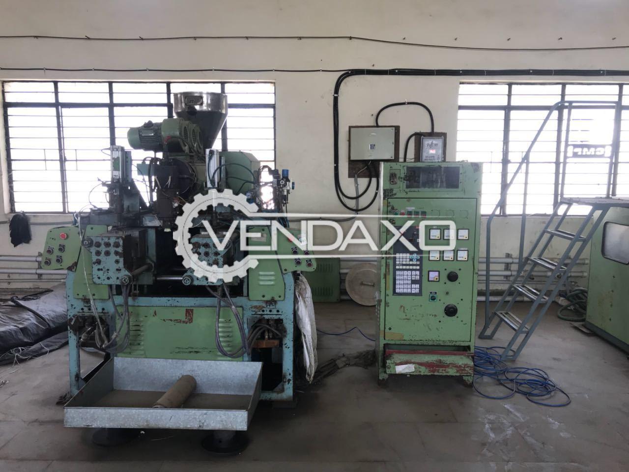 CMP Plastic Blow Moulding Machine - 1/2 Liter